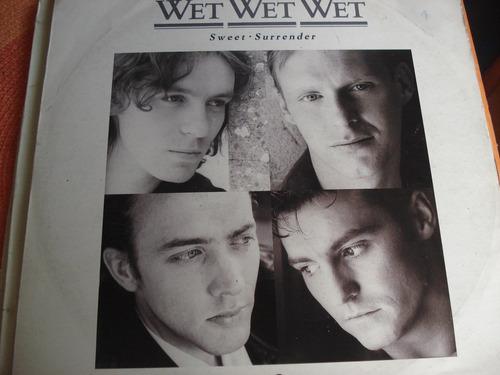 vinilo lp wet wet wet ep sweet surrender