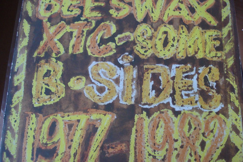 vinilo lp xtc b sides 1977 1989