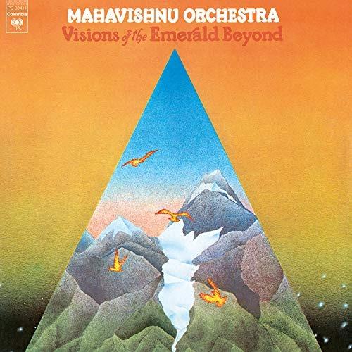 vinilo : mahavishnu orchestra - visions of the emerald...