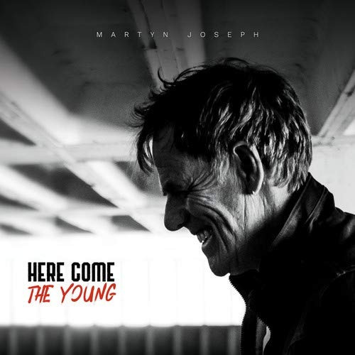 vinilo : martyn joseph - here come the young (lp vinyl)