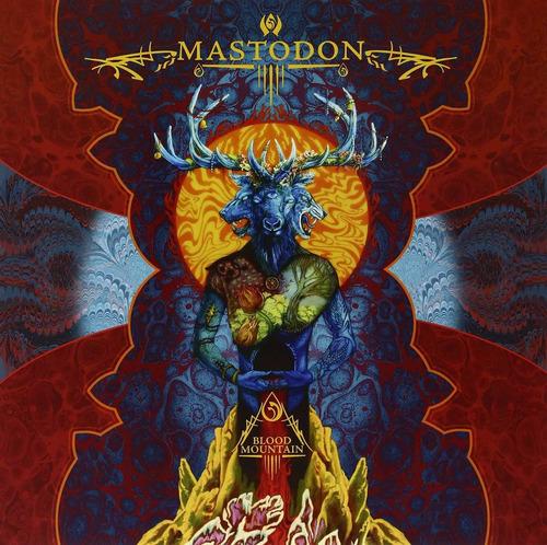 vinilo mastodon - blood mountain