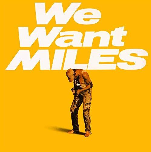 vinilo : miles davis - we want miles (holland - import)