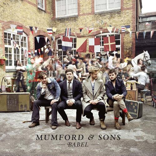 vinilo : mumford & sons - babel (lp vinyl)