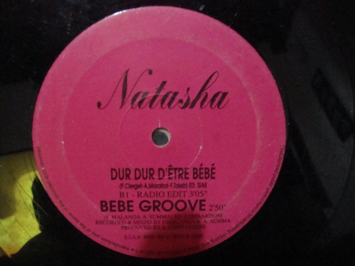 vinilo natasha bebe groove en mercado libre vinilo natasha bebe groove