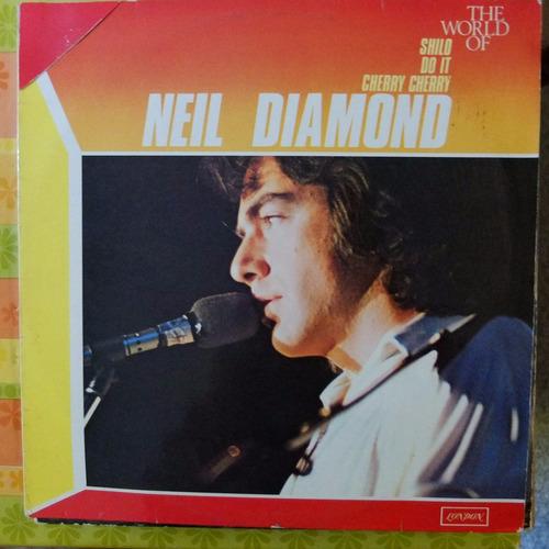 vinilo neil diamond the world of