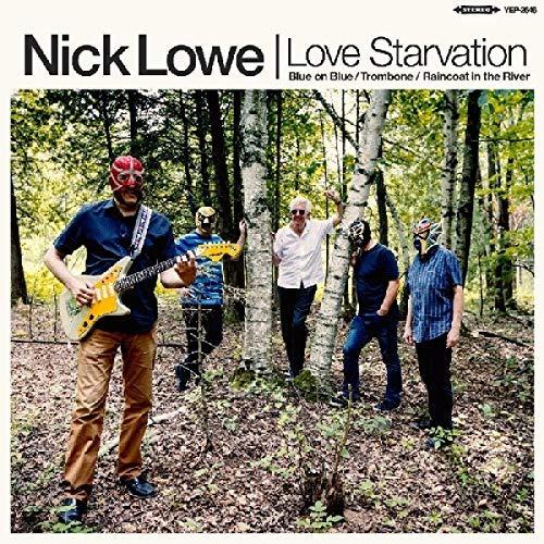 vinilo : nick lowe - love starvation /  trombone (digital...