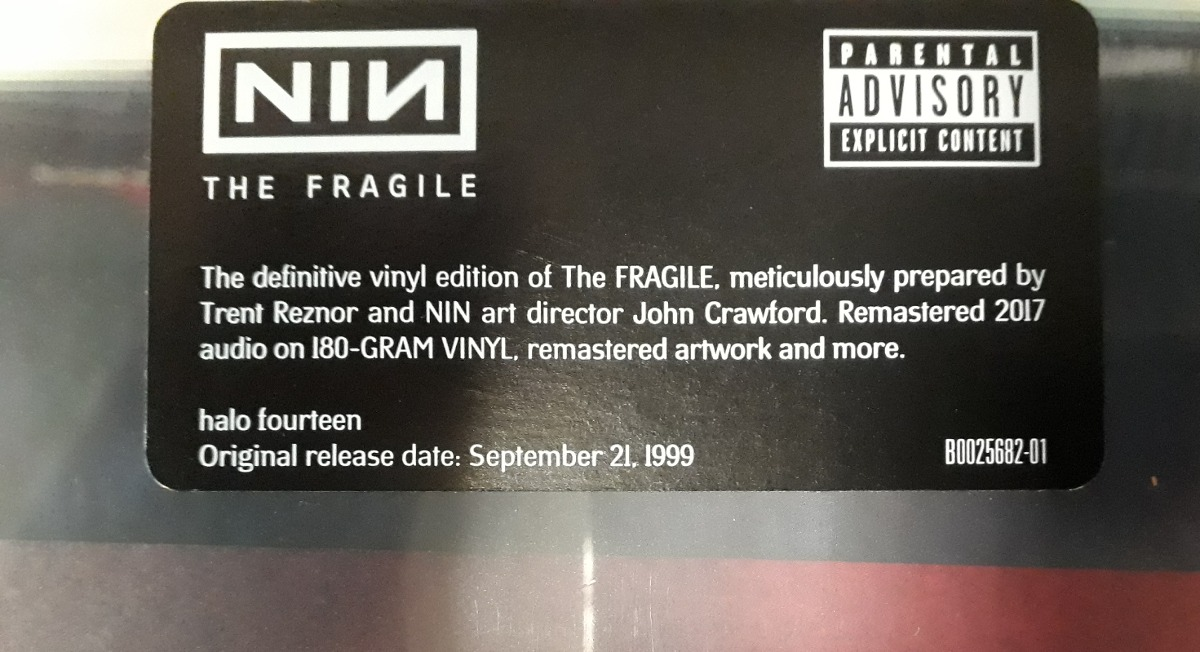 Exelent Nine Inch Nails The Fragile Component - Nail Art Ideas ...