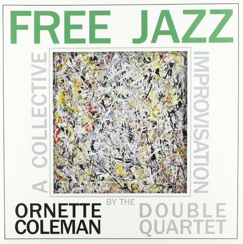 vinilo : ornette coleman - free jazz (united kingdom -...