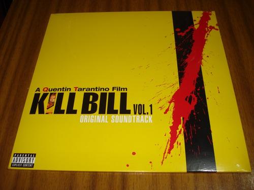 vinilo ost / kill bill volumen 1 (nuevo y sellado)