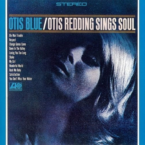 vinilo - otis redding - otis blue