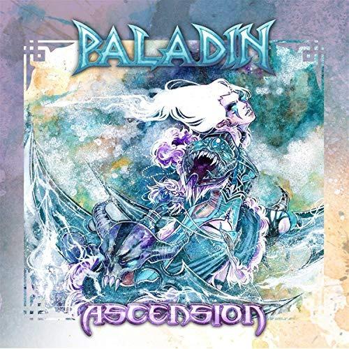 vinilo : paladin - ascension