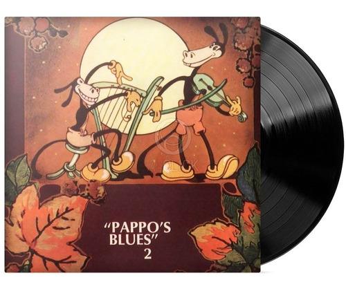 vinilo pappos blues pappos blues vol 2 lp nuevo
