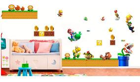 Mario Bros Mp3 - Vinilos Decorativos en Mercado Libre Argentina
