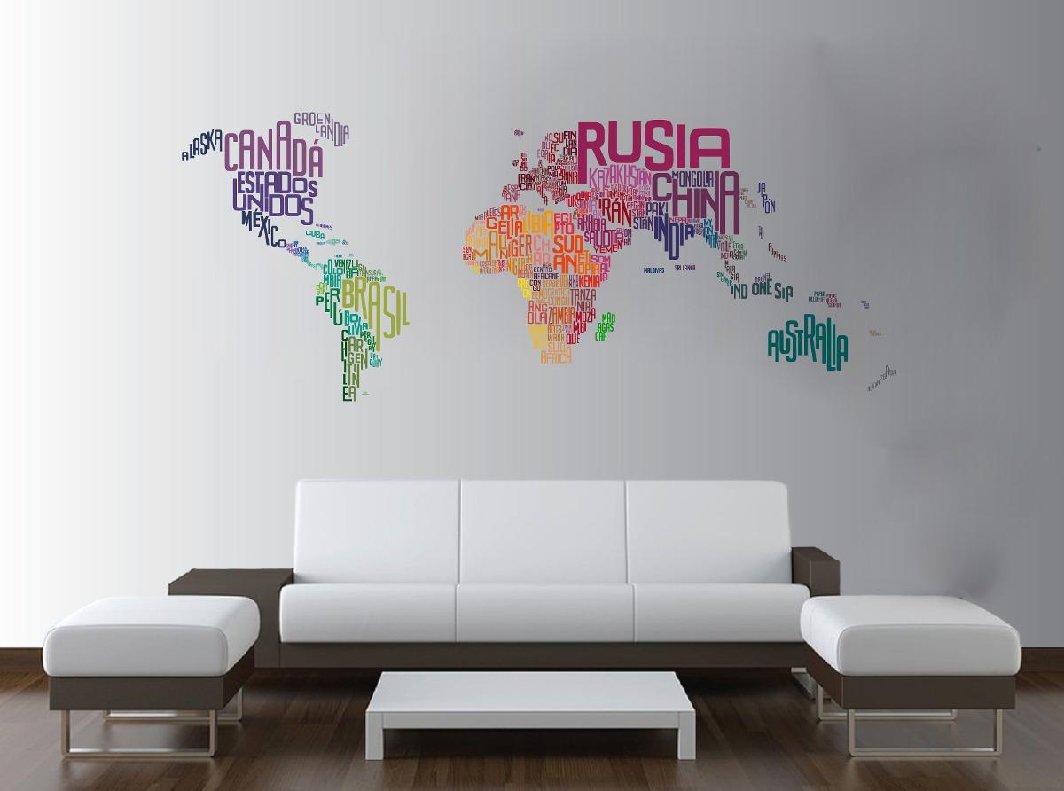 Decorar paredes con letras puedes elegir letras de madera for Decoracion para pared en hierro