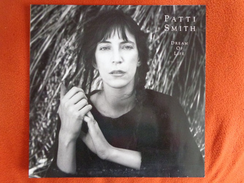 vinilo patti smith dream of life, 1988