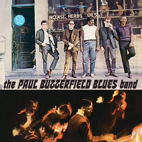 vinilo : paul butterfield - butterfield blues band (colored.