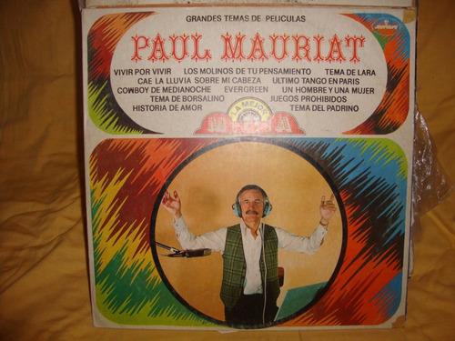 vinilo paul mauriat grandes temas de peliculas sl
