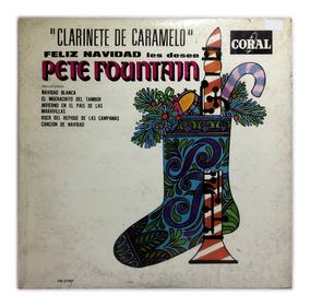 Feliz Navidad Clarinete.Vinilo Pete Fountain Clarinete De Caramelo Feliz Navidad Les