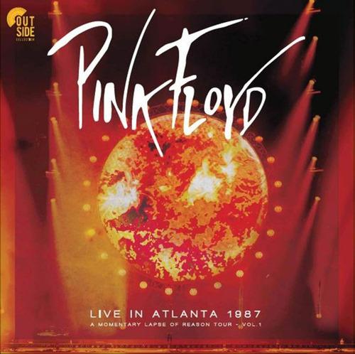 vinilo pink floyd live in atlanta 1987 lp