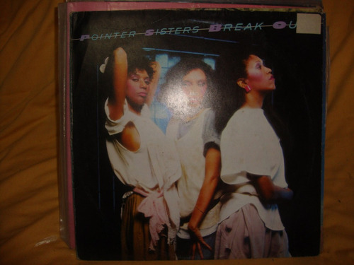 vinilo pointer sisters breack out p1