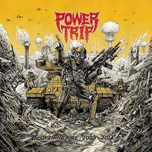 vinilo : power trip - opening fire: 2008-2014 (lp vinyl)