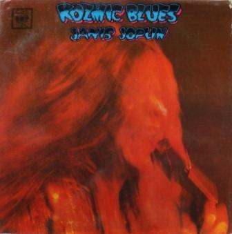 vinilo promo - kosmic blues - janis joplin