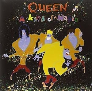vinilo - queen - a kind of magic