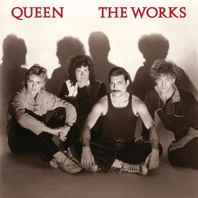 vinilo - queen - the works