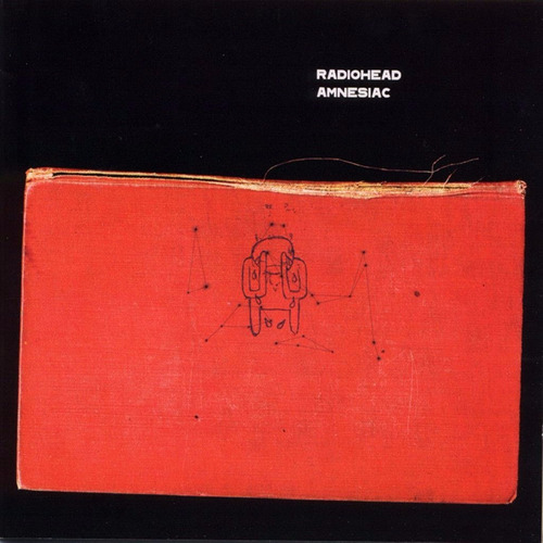 vinilo - radiohead - amnesiac