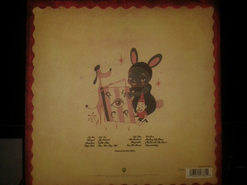 vinilo red hot chili peppers one hot minute