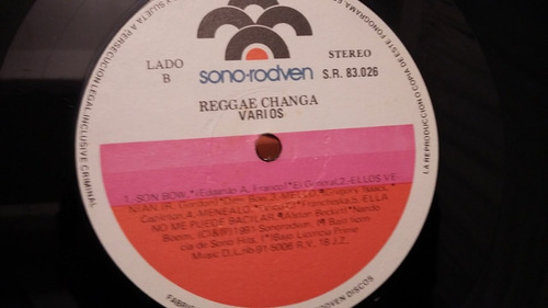 vinilo reggae reggae