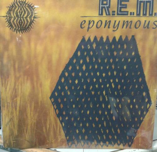 vinilo r.e.m. eponymous