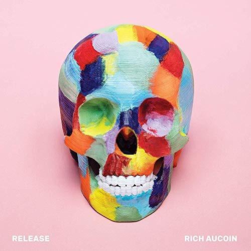 vinilo : rich aucoin - release (lp vinyl)