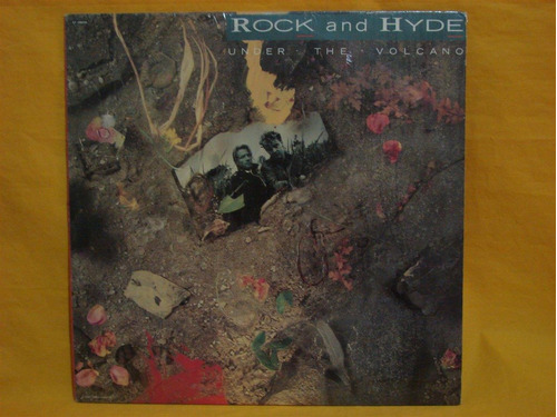vinilo rock and hyde under the volcano  c/ sobre original