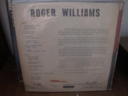 vinilo roger williams p3