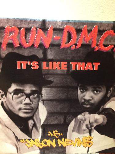 vinilo-run dmc - it's like that