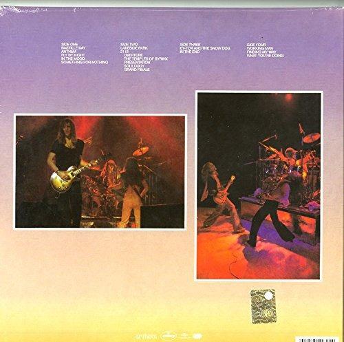 vinilo : rush - all the world's a stage (2 disc   ( oferta )