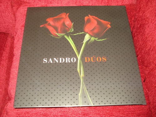vinilo sandro / duos (nuevo y sellado)