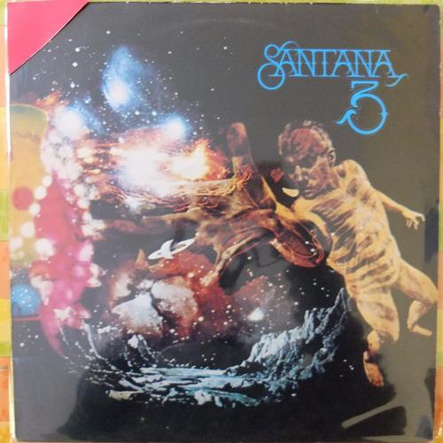 vinilo santana    santana 3