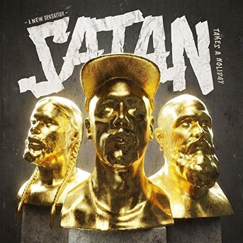 vinilo : satan takes a holiday - new sensation (lp vinyl)