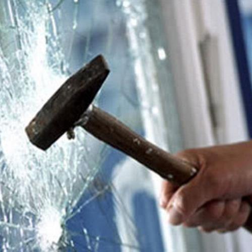 vinilo seguridad accidentes ventanas  rollo oferta 3mt