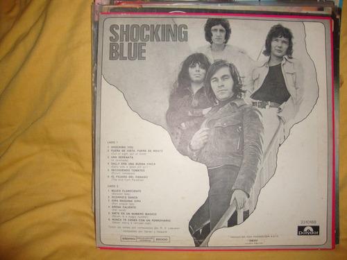 vinilo shocking blue p2