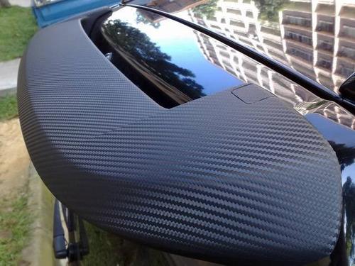 vinilo simil fibra de carbono texturado (ploteos)