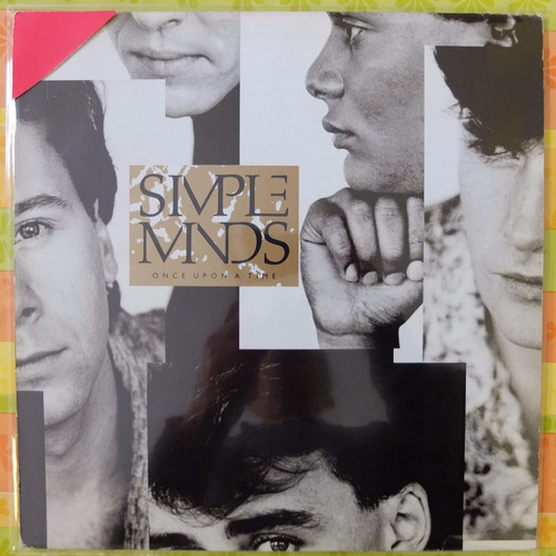vinilo simple mind   once upon a time