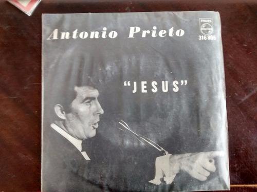 vinilo single -  antonio prieto - la rosita (a215