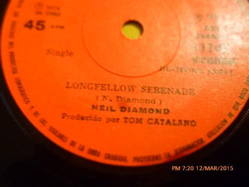 vinilo single -billy joel -el hombre del piano ( i32