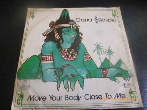 vinilo single dana gillespie  // know my love ( h6