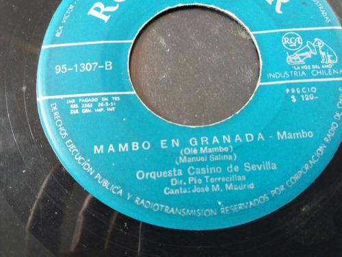 vinilo single de antonio prieto las golondrinas (v98