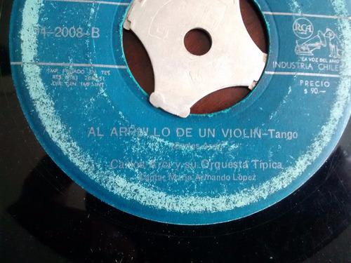 vinilo single de carlos arci  --cardos ( c64