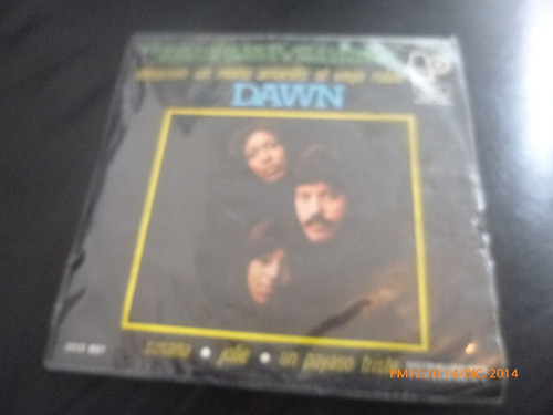 vinilo single de dawn -- payaso triste ( i134